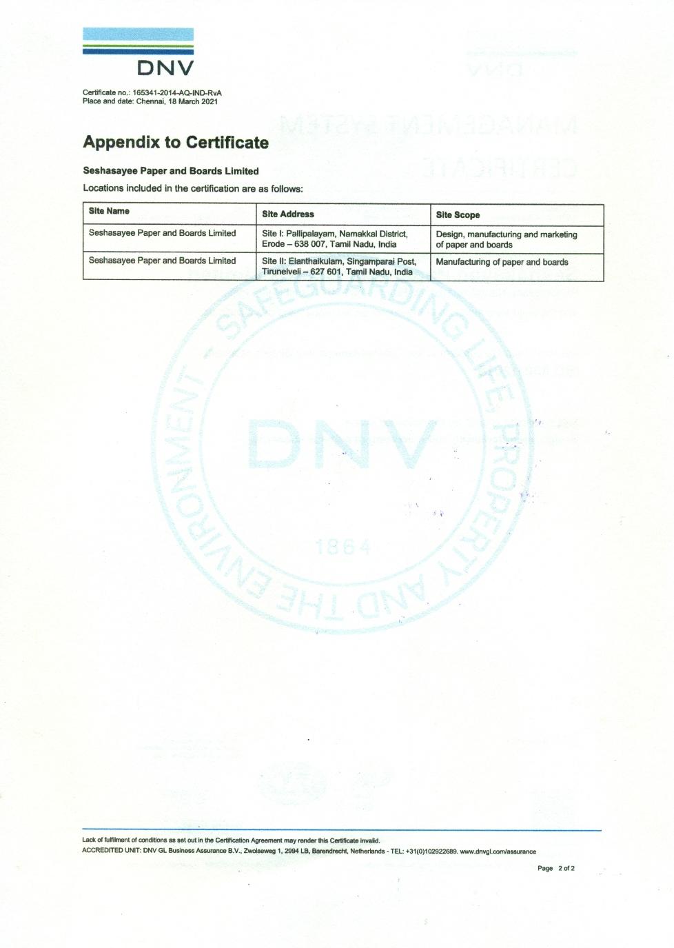 QMS - ISO 9001:2008
