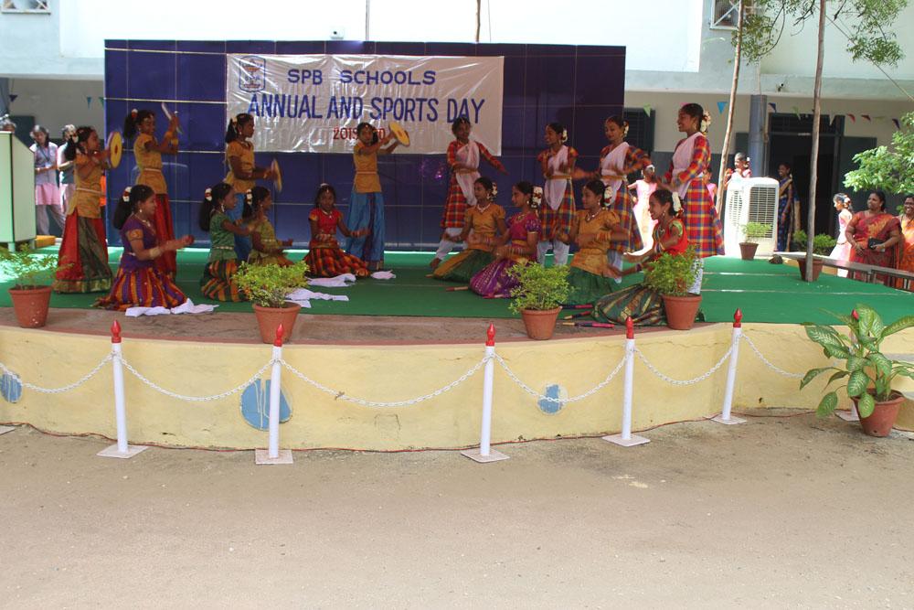 Annual & Sports Day Function