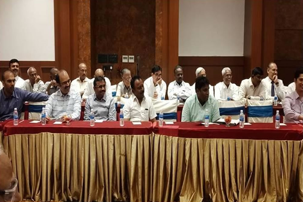 Indentors' Meeting in Pondicherry January 2020