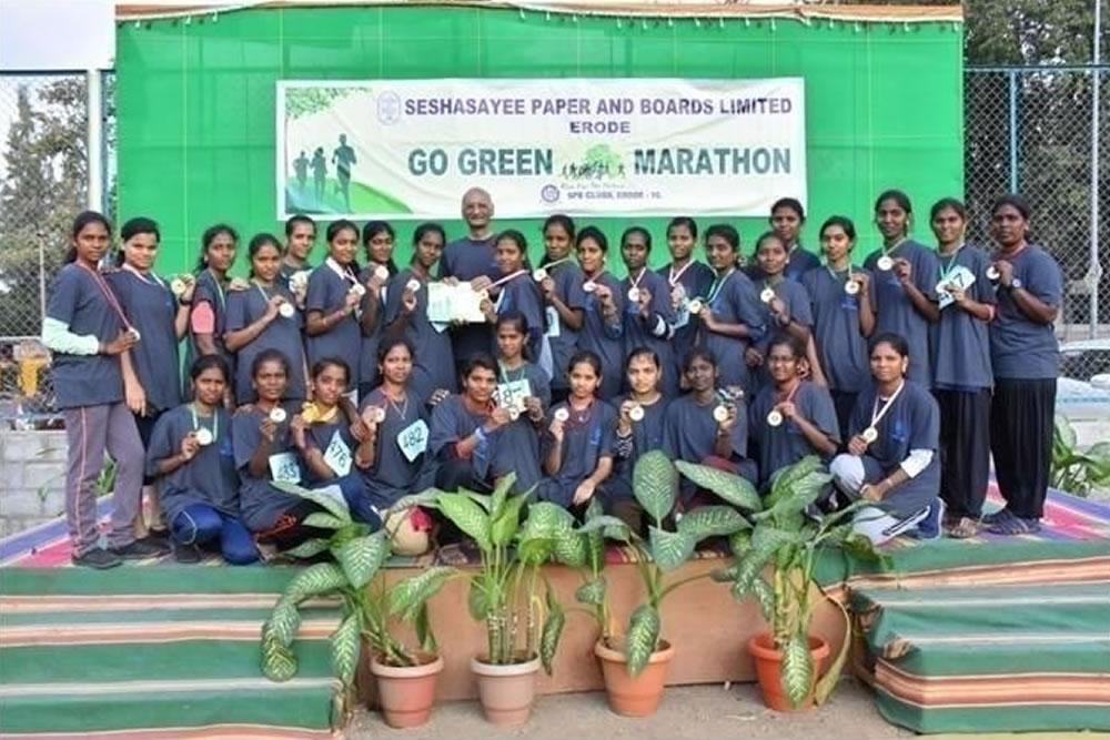 Mini Marathon January 2020