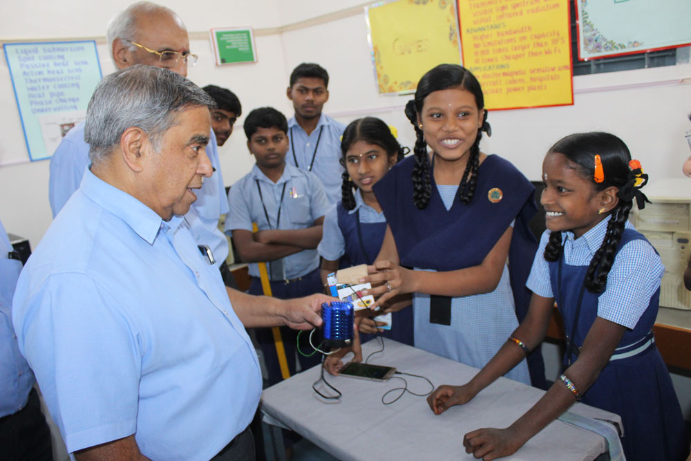 SPB School 'Science Exhibition'