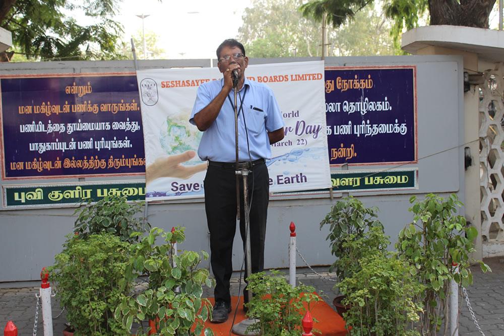 'World Water Day' Celebration
