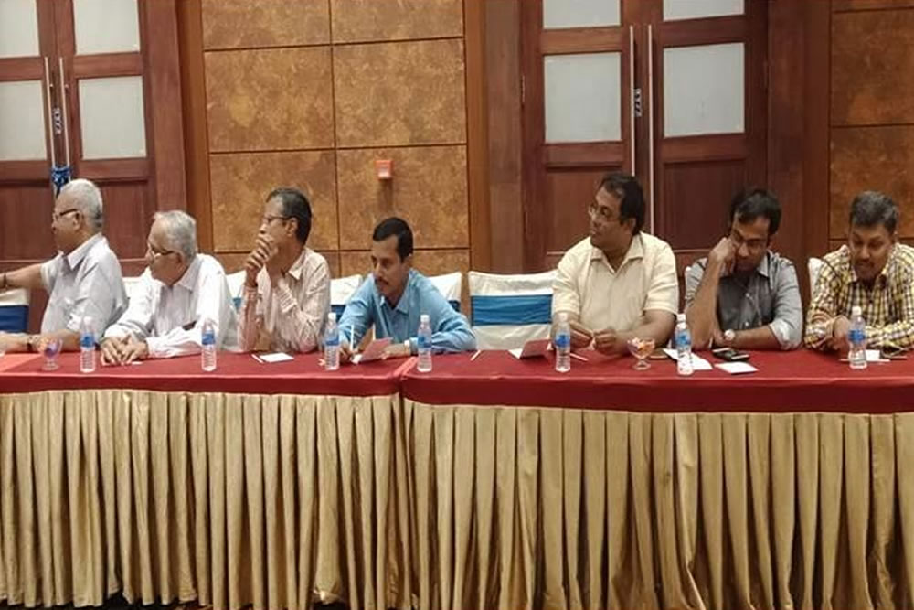 Indentors' Meeting in Pondicherry