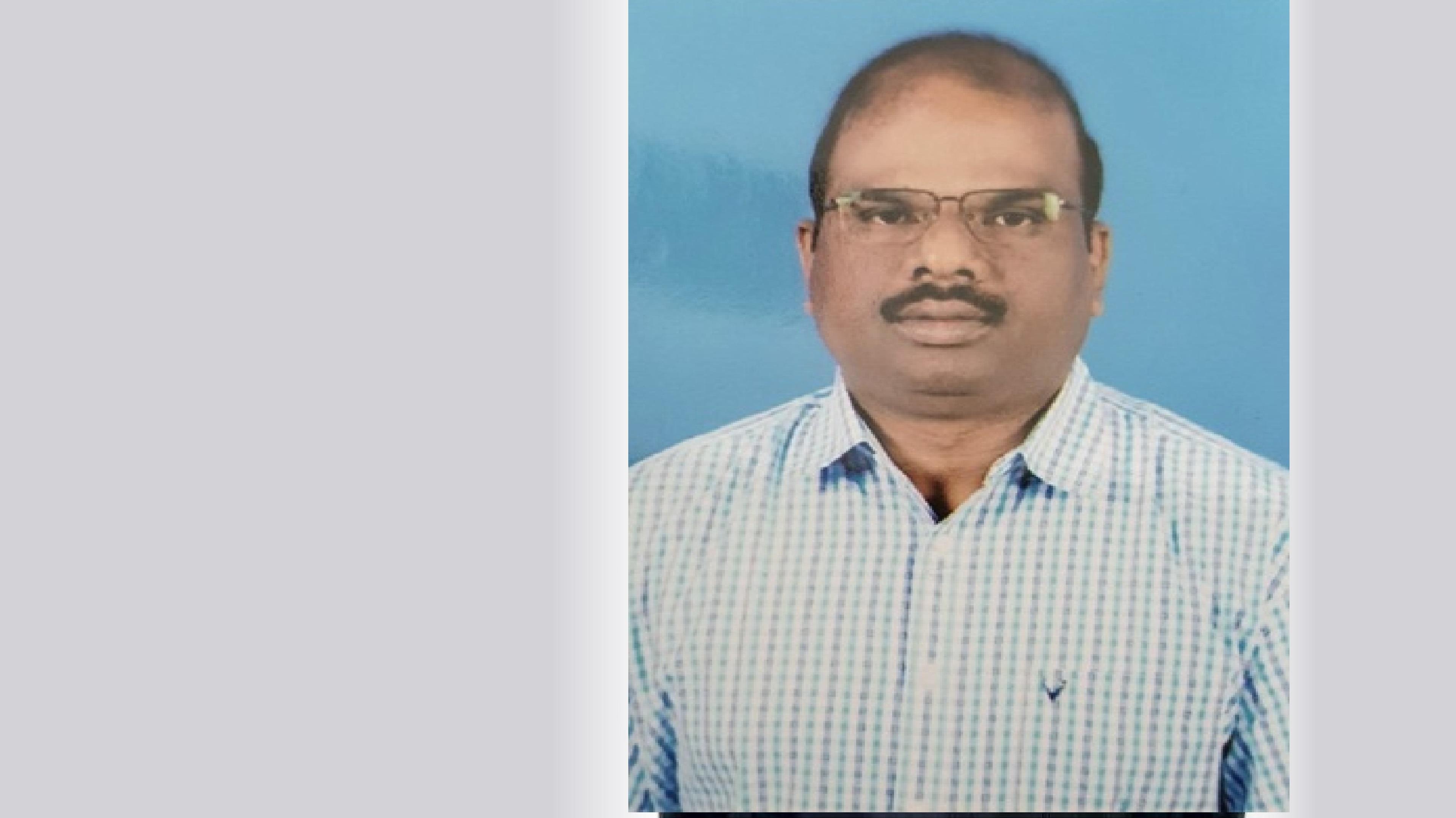 Dr Shekhar Kumar Niraj, IFS